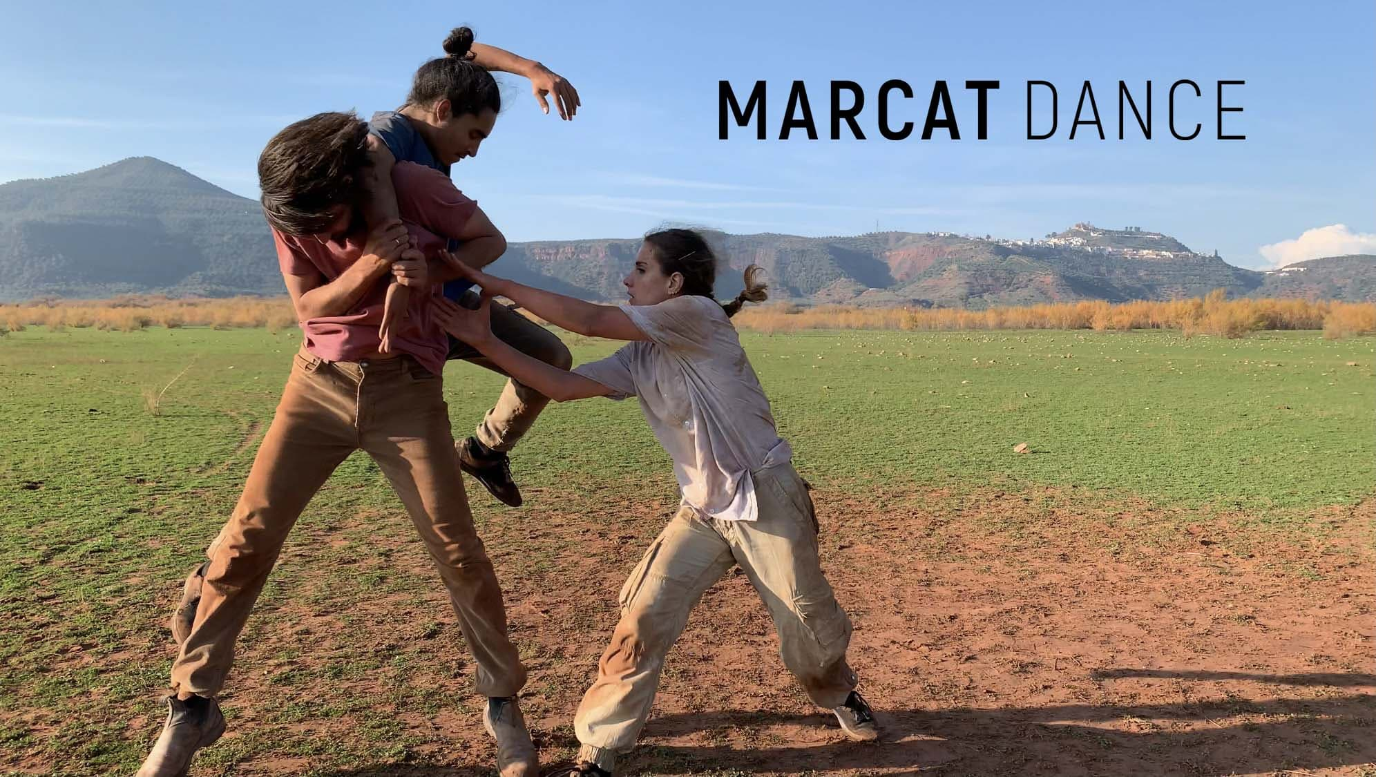 Head picture for the May issue of Marcat Dance newsletter